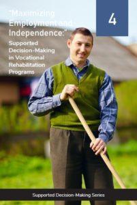 SDM in Vocational Rehabilition Programs