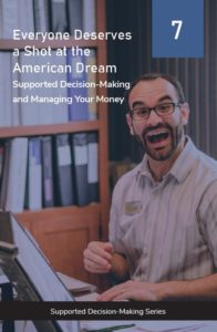 Everyone Deserves a Shot at the American Dream: SDM and Managing your money